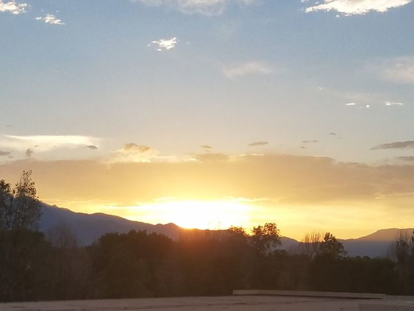 Relaxing Sunset_collection Colorado Springs, CO Serenity Peacefulness The Essence Of Summer