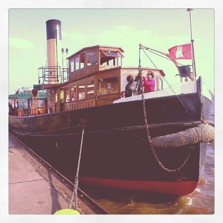 Elbe #dampfschiff Dampfschiff