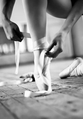 Ballet Shoes Ballett Ballet Dancer