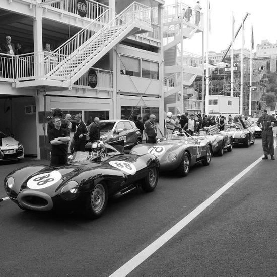 Grand Prix Historique de Monaco , Seriec