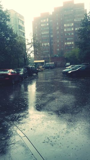 """погода как всегда нас """"радует"""" Rain Weather Sky"""