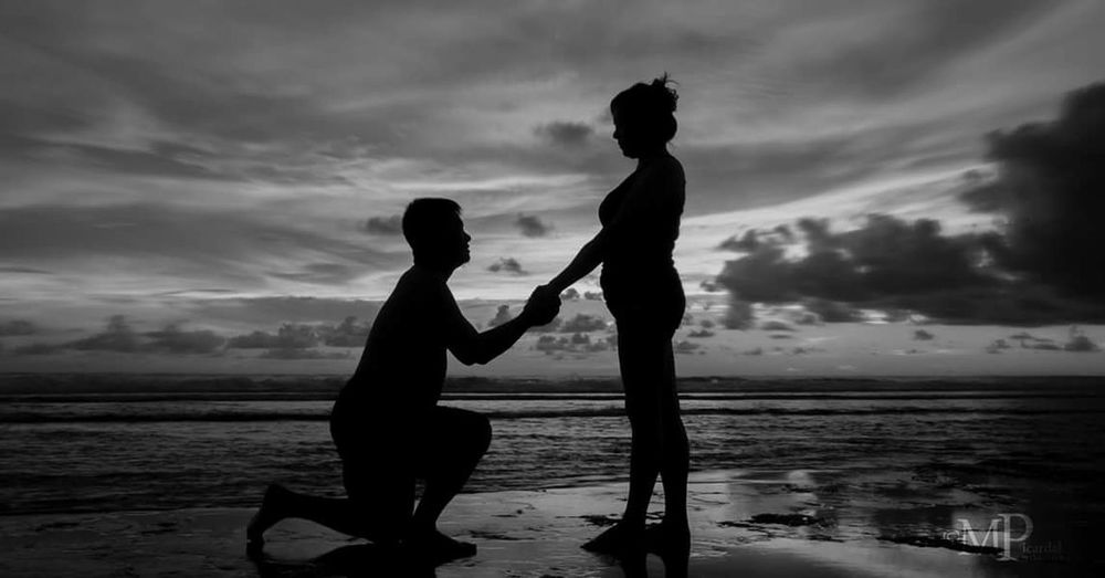 Blackandwhite Seascape Philippines Agno Love ♥