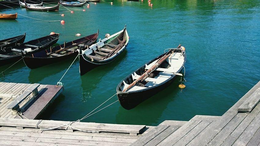 Oslo Boats Boat Boot Boote Wasser Water Steg