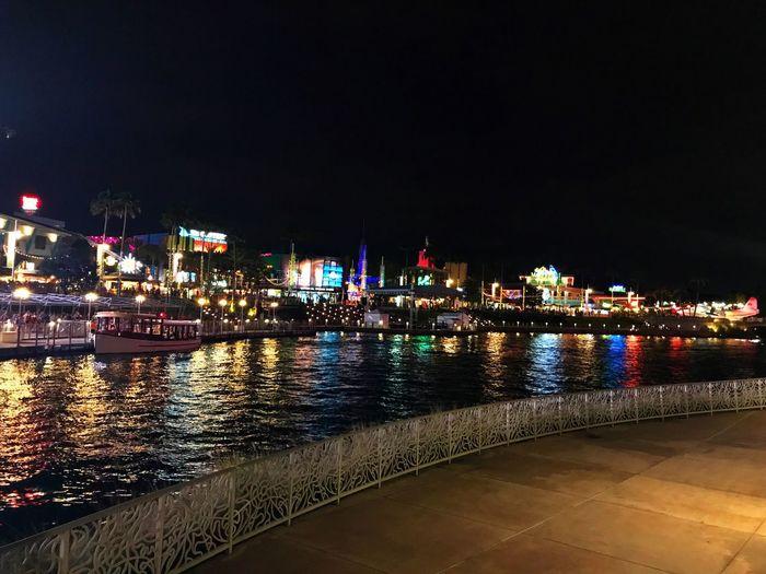 City Life Night Illuminated City Cityscape Outdoors city walk