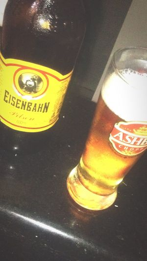 Eisenbahn Cerva Cerveja Beer Drink First Eyeem Photo