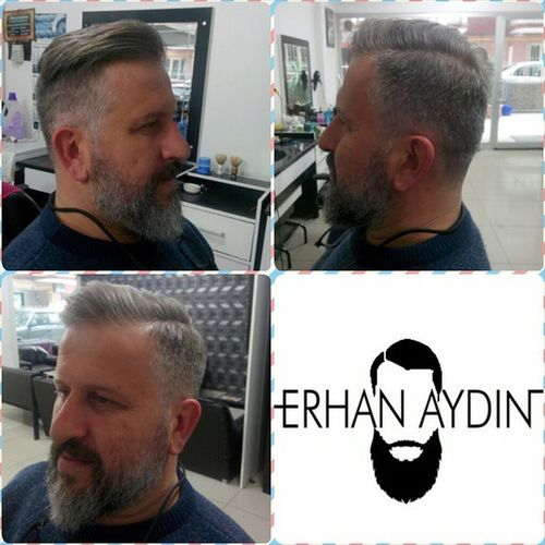 Hairwizard Fallowme Hairfashion Hairstylist Hairstyles Haircut Beardlife Beardstyles Menstyle Menstyles Men Barber Barberlife Hairdressing Styling Coolhair Coolmen Oldstyle Ottomans Instahairstyle парикмахер стилист брюнетка мужской красивый Москва модель Киева Самсун санктперербург