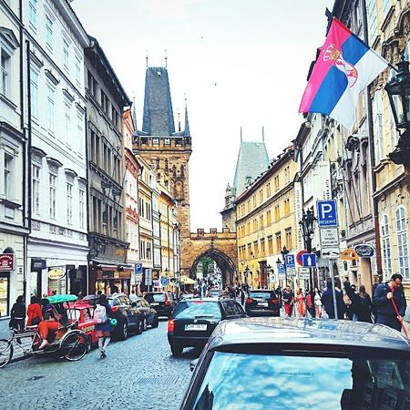 I Love My City Czech Republic Pargue Evening Streetphotography Life Old Buildings People Street Colors