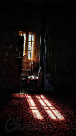 No People Indoors  Day Wooden Structure Worship Places Iconic Images  Church Monastery Old Monastery Old Architecture Lepsa Monument Lights And Shadows Wood Model Architecture Indoors  Window View Light In The Darkness Light And Shadows