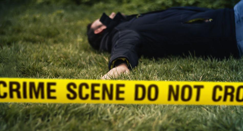 Crime scene do