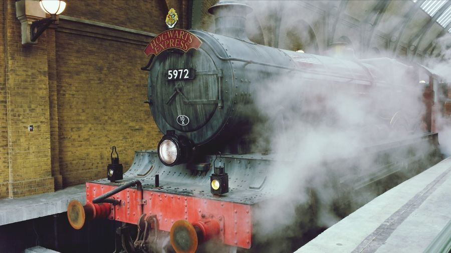 Hogwarts Express Discover Your City Harry Potter Train