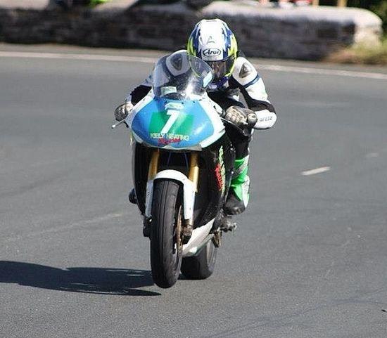 Motorcycles Motorsport Road Racing Micko @ the gooseneck - manx gp 2012