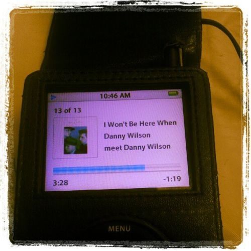 I never grow tired of this album by group Danny Wilson [meet Danny Wilson]. Every track I really dig. Very smart lyrics, the harmony is on point, the music arrangement is awesome. Dannywilson Garyclark