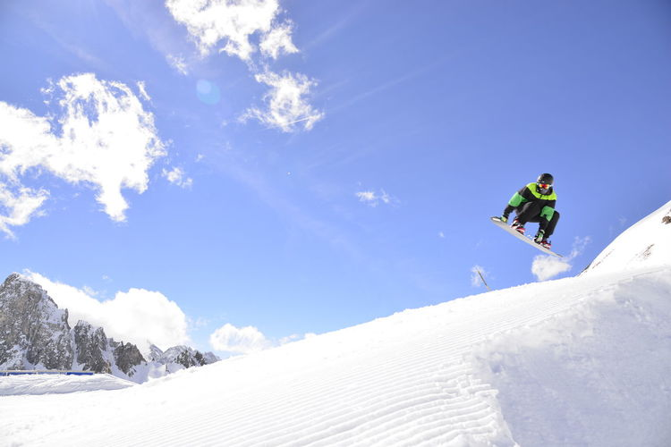Things I Like snowboard Jump Val D'Isere Photography In Motion Surfing The Cloud Purist No Edit No Filter