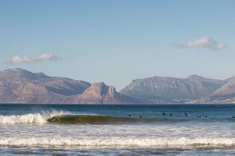 Kommetjie Board Meeting Cape Town Hout Bay Love South Africa Surf Wave Beach Beauty In Nature Blue Day Jonnynichayes Mountain Mountain Range Nature No People Outdoors Popular Photos Scenics Sea Sea And Sky Seascape Sky Tranquility Water Wave