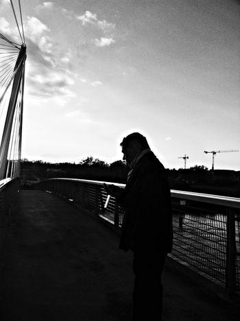 Bridge Structures Bnw_friday_challenge Le Contre Jour