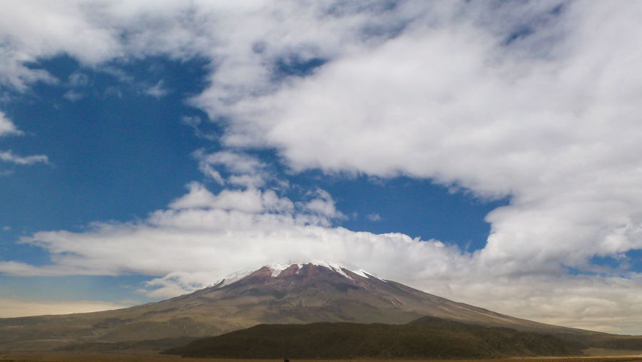 Cloud Cloud - Sky Clouds Cloudscape Cloudy Cotopaxi Desert Dramatic Sky Ecuador Geology Horizontal Symmetry Ice Majestic Orange Color Outdoors Physical Geography Quito Scenics Silhouette Sky Snow Sun Sunset Tranquil Scene Volcano