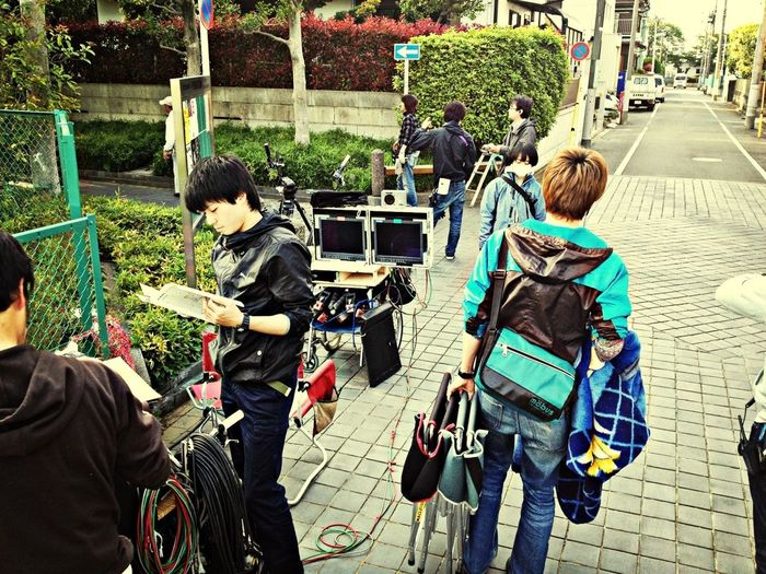 Record Of The Dramas Staff