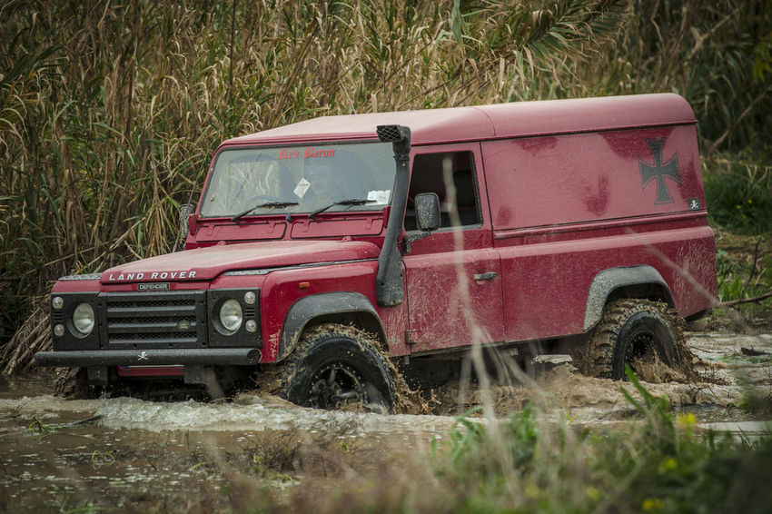 Defender 110 Adventures 110 Expedition Land Rover Off-Road Adventure Car Day Defender 110 Grass Land Rover Defender Land Vehicle Landrover  Landy Mode Of Transport No People Off-road Vehicle Off-roading Offroad Offroading Outdoors Red Stationary Transportation Trek