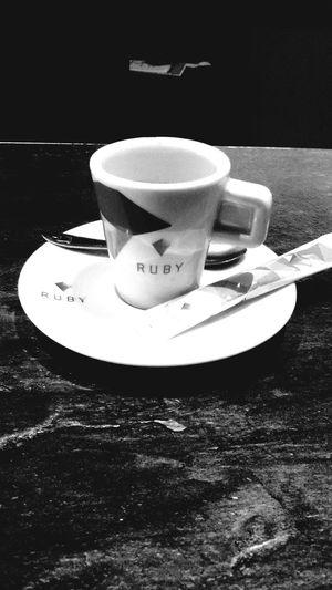 Blackandwhite Photography Coffee Time Chikynho D'sousa Tavares Estarreja