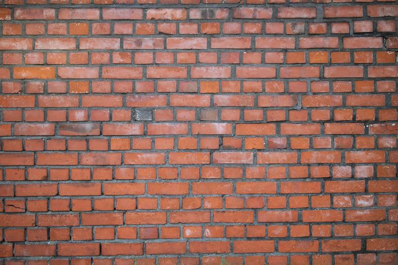 Brick Wall Full Frame Pattern Backgrounds No People Outdoors Architecture Day Close-up
