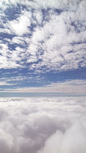 Cloud - Sky Beauty In Nature Scenics Sky Nature No People Outdoors Heaven Day Clouds Clouds And Sky Cloudlovers Clouds & Sky