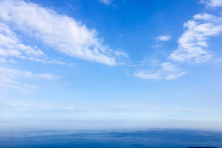 Sky Beauty In Nature Cloud - Sky Scenics Nature Blue Tranquility Tranquil Scene Day No People Outdoors