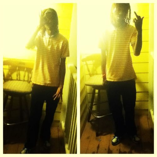 Posted In The Hood Rest Dee
