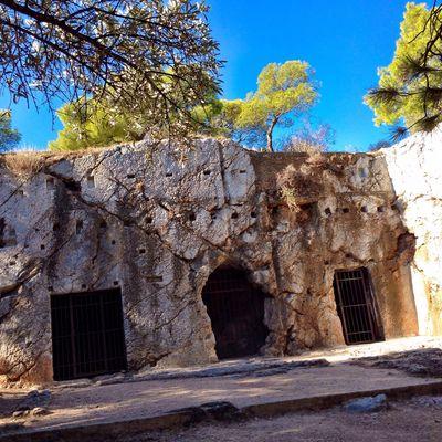 The prison of Socrates... #TBEXathens #TBEX