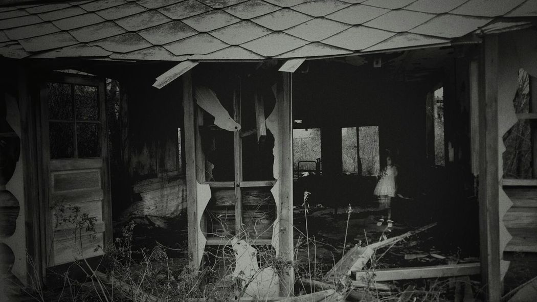 Dark Portrait Notes From The Underground Theappwhisperer AMPt_community Blackandwhite Artistic Photography Indiana Abandoned Buildings Gohst