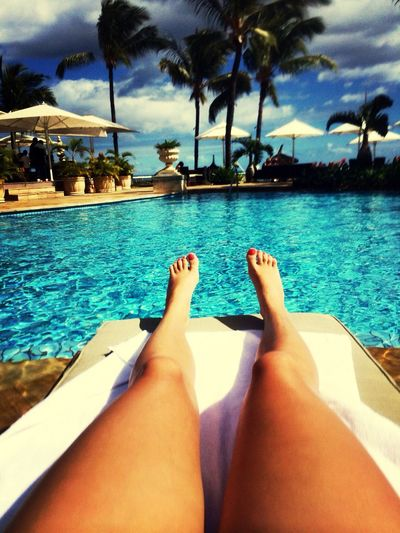 Missing Mauritius!! Getting A Tan Holiday That's Me Legs
