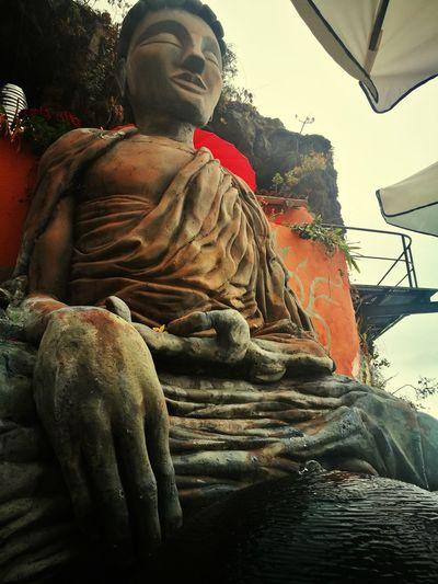 Sunsetbar IloveTenerife Thailand Buddha