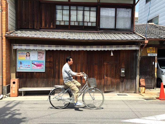 ママチャリ Streetphotography