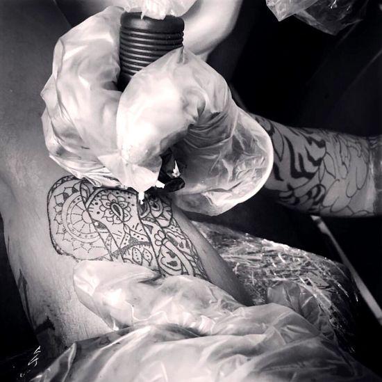 The Photojournalist - 2016 EyeEm Awards Art Photography Tattoo Tattooed Tattooartist