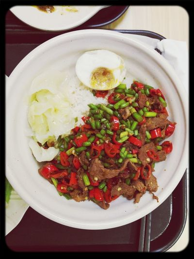 i love hunan food ;) Chinese Food