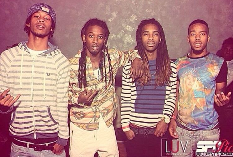 RLG RICH LIFE GANG Looking For Trouble Kik Me