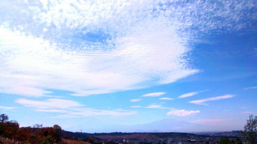 Sky Clouds And Sky Clouds Bluesky
