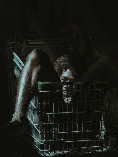 Portrait EyeEm Best Shots THESE are my friends Trolley One Person