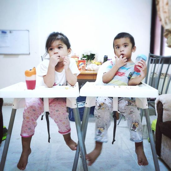 Angels | Zeehan x Seyhanne | Oo HuaweiP9 Twins Babies Fine Art Photography