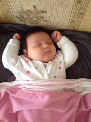 Cousin ❤ Pretty Baby Baby Girl. :)