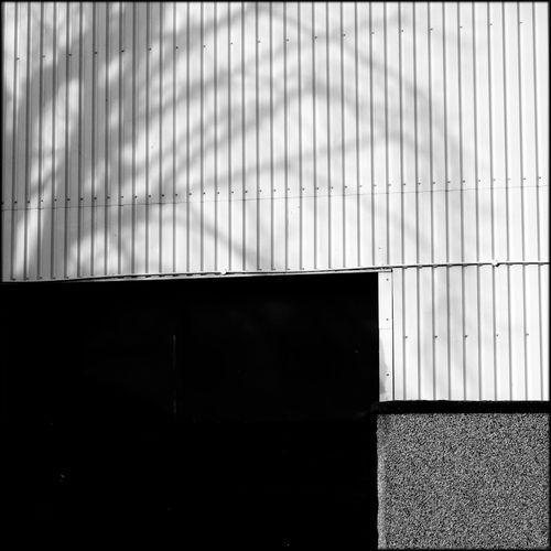 Abstraction Dark Space Fragments Golden Section Monochrome Segment The Space Within Twickenham Film Studios
