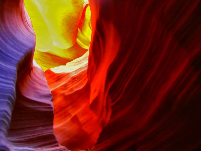 Amazing rock colours - Petra, Jordan Petra Jordan Rock Formation Backgrounds Beauty Beauty In Nature Close-up Coloured Rock Day Indoors  Multi Colored Nature No People Physical Geography The Graphic City Colour Your Horizn