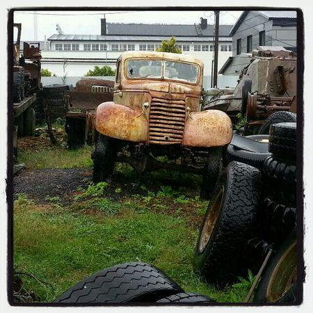 Cars Oldcars Vintage Cars Oldcars Rustythursday