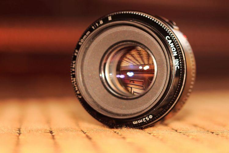 Canon Canon 100mm Canon 50mm F1.8 ıı Lens