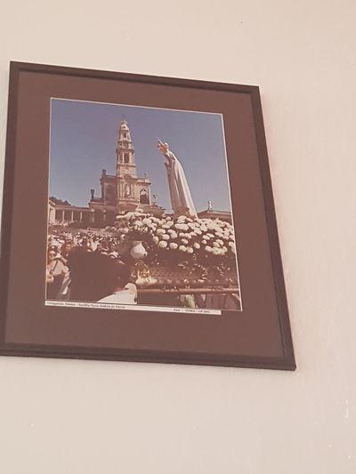 Abstract Day Multi Colored Picture Sv.Maria Black Vatikan