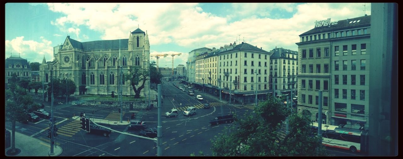 Panoramic Geneva Little View