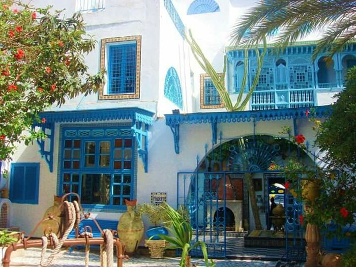 Tunisia Sidibousaid Sidi Bou Said