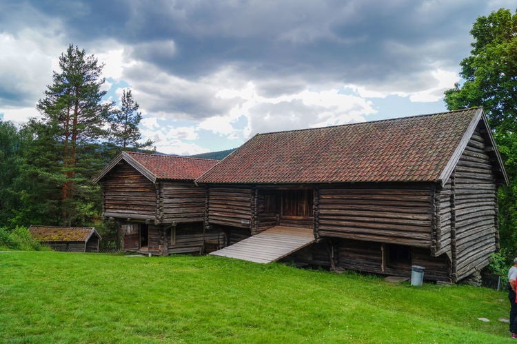 Medieval farm house, Notodden, Norway Farm Norway Old Farmhouse Scandinavia Architecture Building Exterior Built Structure House Medieval Medieval Architecture No People Norwegian Norwegian Landscape Old Buildings Old House Outdoors Viking