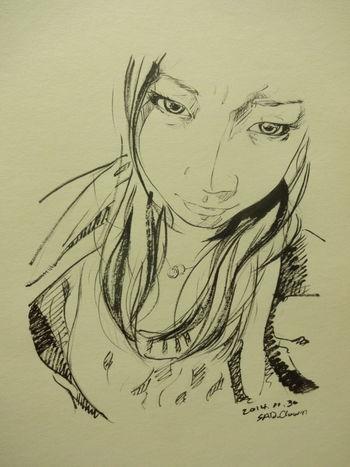 Drawing Paint Koreanpainting Esedy
