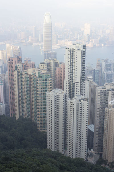 Asian Cities Colour Your Horizn Hk Hong Kong Hong Kong City Modern Architecture Skyscrapers Architecture Building Exterior China City Cityscape Clean Day Densely Built Haze Highrise Hong Kong Island Modern No People Outdoors Residential Building Skyscraper Tall Buildings Urban Skyline