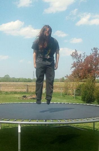 One Person Sky Longhair♥ One Young Man Only